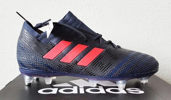 Adidas Nemeziz 17 1 W Sg Damen Fussballschuh Blau Pink Ac7068