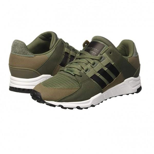 heiße Angebote billiger Verkauf klassisch adidas originals Herren Sneaker EQT Support RF in grün