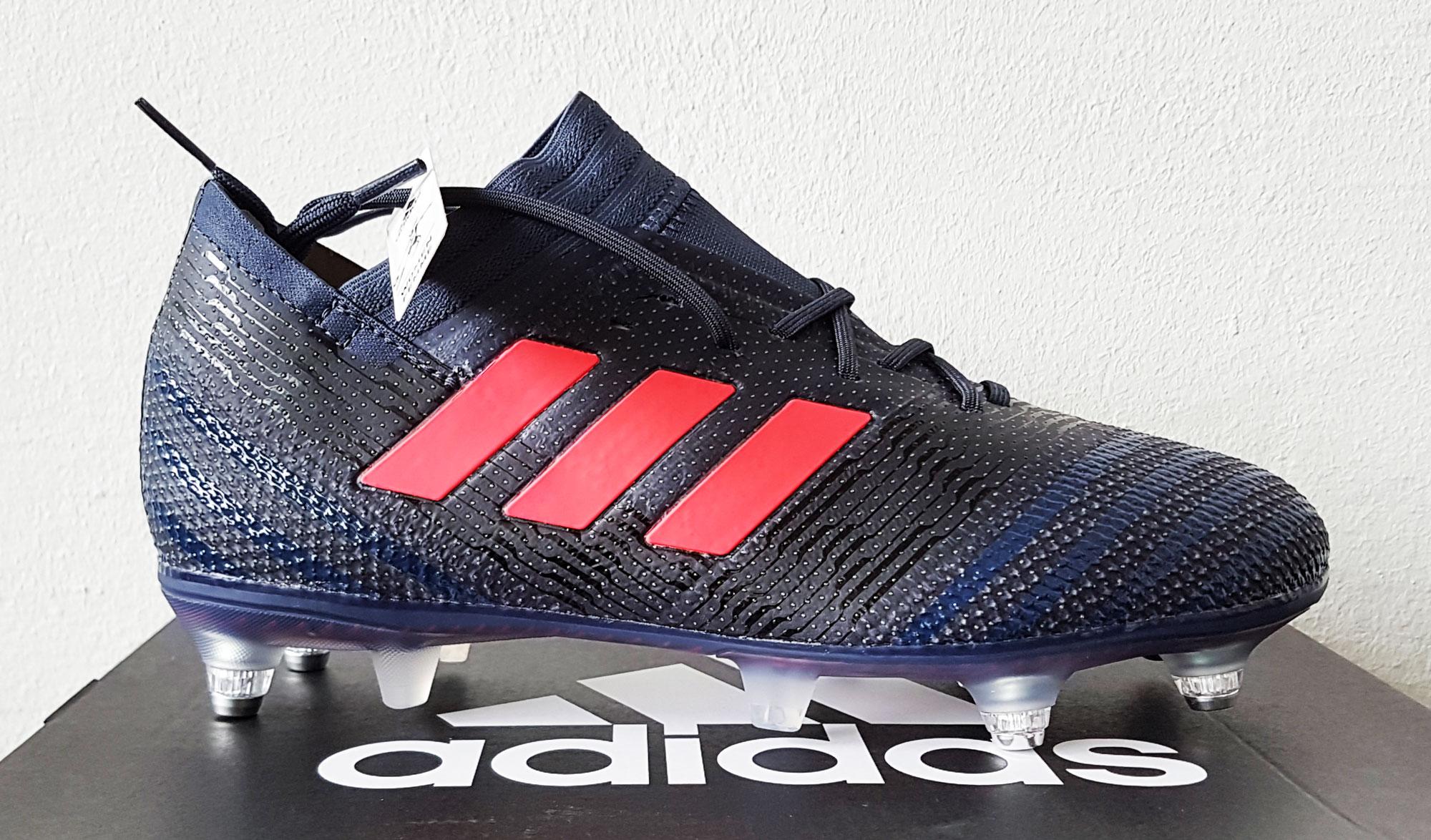 good san francisco buying now Adidas Nemeziz 17.1 W SG Damen Fußballschuh blau/pink AC7068