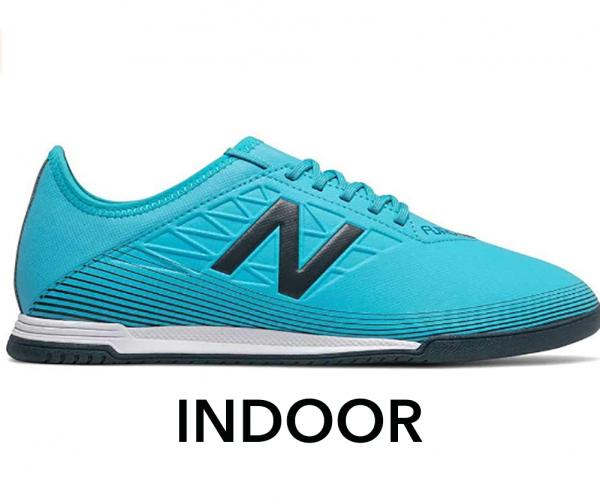 NB Indoor oder Multinocke Furon V5 MSFDTIBS5 / MSFDTBS5, blau, New Balance